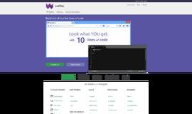 Webix JavaScript App